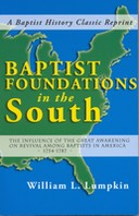 Baptist Foundations in the South